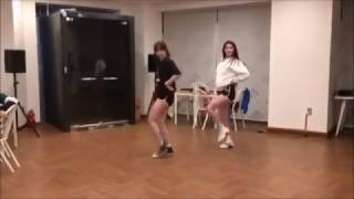 Gambar cover Kyul-Kyung, Rena 결경, 레나 (PRISTIN) - 24시간(24 hours) Mirrored Dance Practice