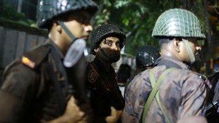 Захват заложников в Бангладеш: два человека освобождены