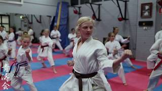 Girls Kata Classes at Ettingshausens - Karate