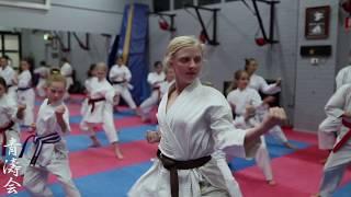 Girls Kata Classes at Ettingshausens - Karate