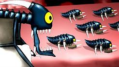 Swarm Queen Gameplay