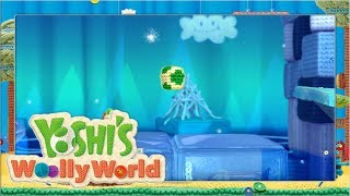 Die Eisfestung & der fliegende Teppich #12 🧶 Yoshi's Woolly World | Let's Play Wii U