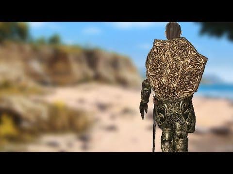 Back To Cyrodiil - Oblivion 4k Ultra Modded Graphics 2018