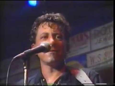 Joe Ely -- She Never Spoke Spanish To Me (Live 1986)