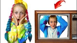 Tawaki kids and story for kids about magik TV.