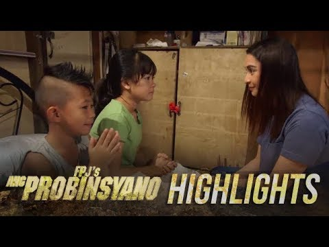 FPJ's Ang Probinsyano: Aubrey prays with the kids for Vendetta's safety
