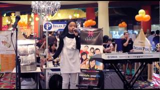 Kupu-kupu - Melly Goeslaw (Cover by Tiara Allena, 9 Years Old)