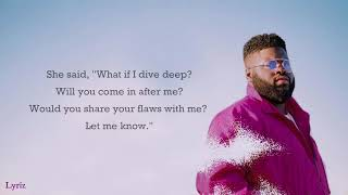 Pink Sweat$ - Honesty (lyrics)