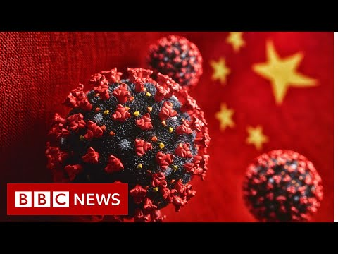The Covid-19 disinformation tactics used by China - BBC News
