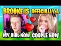 Symfuhny Calls Brooke HIS GIRLFRIEND For The First Time On Stream | Fortnite Daily Funny Moments