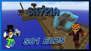 Skypia [S01 E025] -| Grout |- ⇒ Minecraft Let`s Play