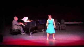 Elizabeth Saunders sings Ives