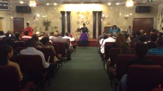 Anointed To Worship Praise Dancers: Kevin Levar & One Sound Your Destiny