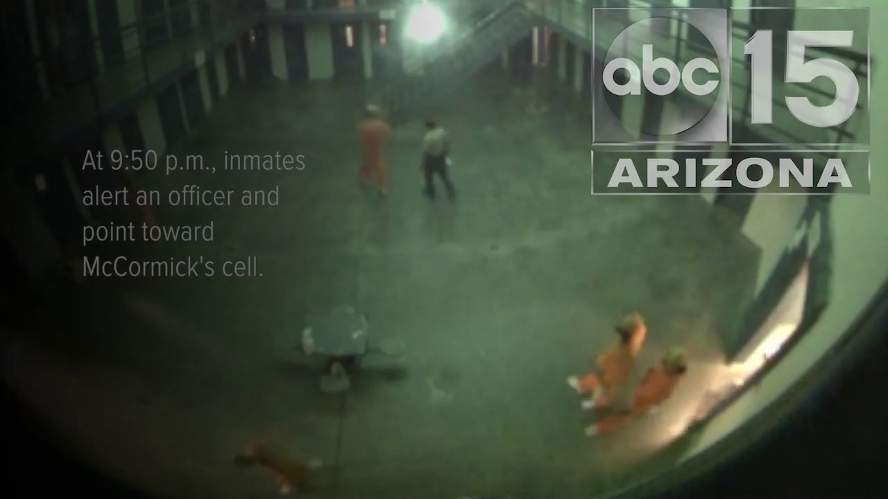 InvestigationLeaked Arizona Doors Expose Videos Broken Cell Prison's zVpUMS