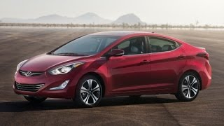 2015 Hyundai Elantra Start Up and Review 1.8 L 4-Cylinder