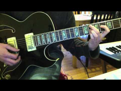 George Benson - Easy Living (Cover by Stephen McHale)