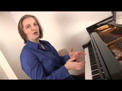 Orli Shaham talks about Ravel Sonatine