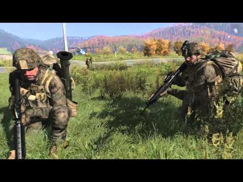 United Operations ArmA III: Hellride
