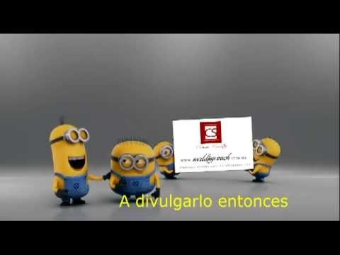 Los minions van al Wedding Coach Cancún Videos De Viajes
