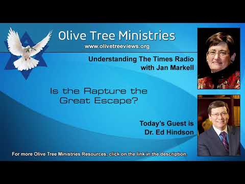 Is The Rapture The Great Escape? – Dr. Ed Hindson