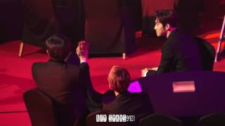 170222 ?? EXO ?? ??? - ???? ??? ??? ?? ?? ?? Chanyeol Suho Baekhyun Reaction to BLACKPINK @ GAON MP3