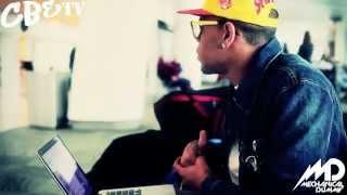 Chris Brown - Breezy Art...Dance Mechanical Dummy WEBISODE #4
