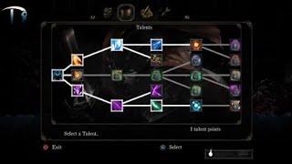 Death's Gambit Darkk Knight boss(lv41 Acolyte)