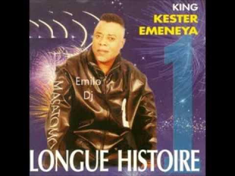 EmiloDj (Intégralité) King Kester Emeneya & Victoria Eleison - Longue Histoire 1 2000 HQ