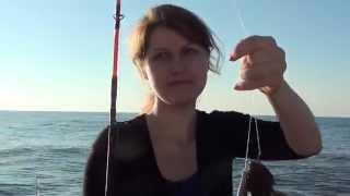 Морская рыбалка на Баренцевом море. Ура-губа. 10.03.2018г.