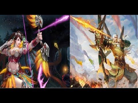 3Q Củ Hành IMBA 10vs10 Hoàng Trung vs 3Q Tôn Linh Lung