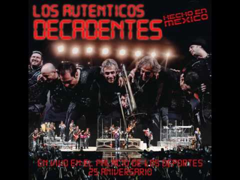 Los Autenticos Decadentes - Veni Raquel (VIVO - AUDIO)