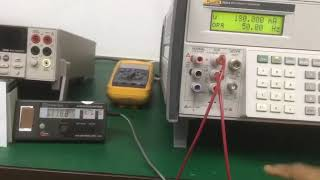 KEW Snap 2010 Clamp Meter Repair and Calibration by Dynamics Circuit (S) Pte. Ltd.