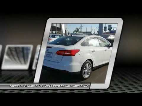 2016 Ford Focus COSTA MESA,NEWPORT BEACH,HUNTINGTON BEACH,IRVINE Q217486