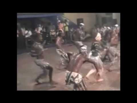Circus Ghana Peformance Part 1- African Contemporary Dance