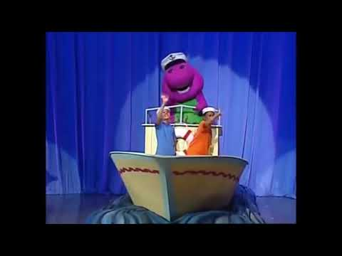 Barney:I'd Love To Sail