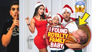 24 HOUR CHALLENGE IN THE ROYALTY FAMILY HOUSE!! *OMG THEY FOUND ME!*