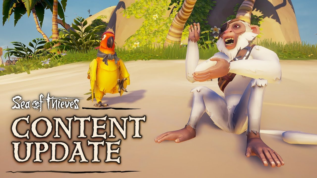Official Sea Of Thieves Content Update Smuggler S Fortune Youtube