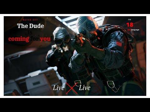 Rainbow Six: Siege #Live #Gameplay #Deutsch #German #Team #RS6 #FTW