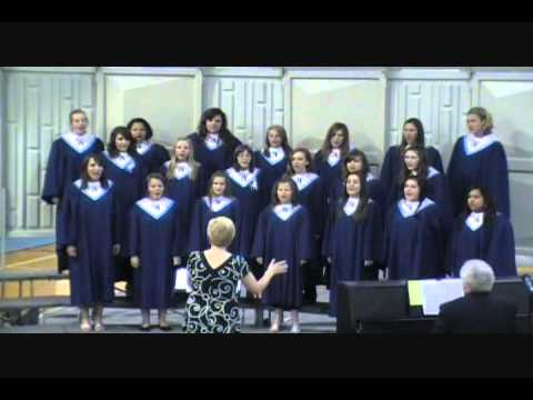 How Can I Keep From Singing  Arr. Andy Beck  Performed By WACO Treble Clef Chorus