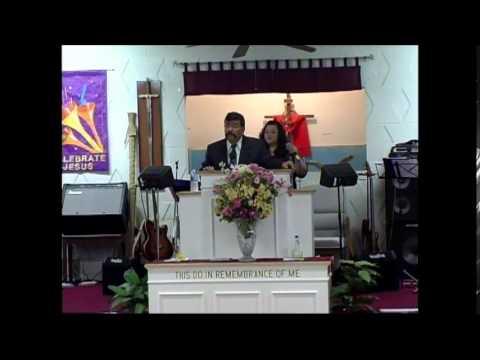 Pastor Joel J  Valdez Senior   Fruit That You Present   Fruta Que Presenta   Sunday March 22, 2015 I