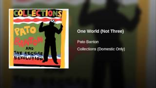 One World (Not Three)