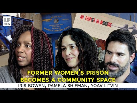 Former Women's Prison Becomes Feminist Community Space