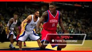 NBA 2K13 - Трейлер Управление(Видео предоставлено: http://mygamespace.ru Разработчик: Visual Concepts Жанр: Sport Платформы: PC, PlayStation 3, PSP, Wii, Wii U, Xbox 360 Дата..., 2012-09-28T11:38:00.000Z)