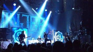 JINJER - Dreadful Moments (HD) Live at Rockefeller,Oslo,Norway 16.01.2019