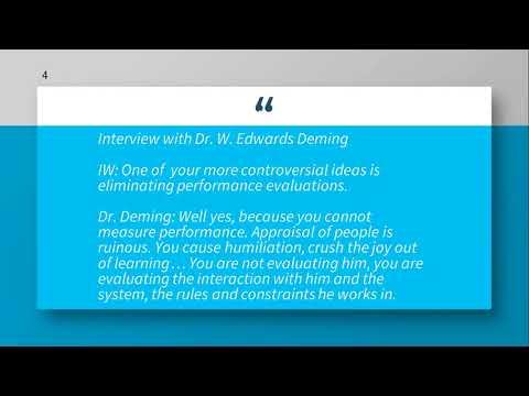 Employee Management & Benefits Webinar Series: Performance Management Process