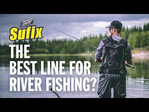 Our Line Recommendation When Fishing In Rivers - Sufix® Lines, Advance & Duraflex