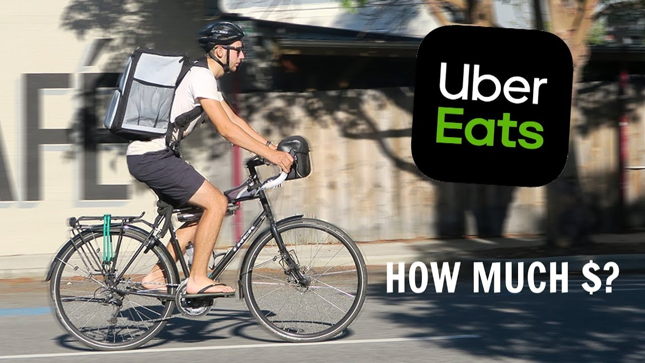 Is Delivering Ubereats Worth It Youtube