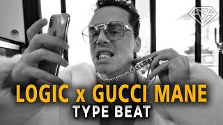 """Logic x Gucci Mane Icy Type Beat (2019) 