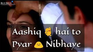 Tere Ishq Mein Pagal Ho Gaya whatsapp status