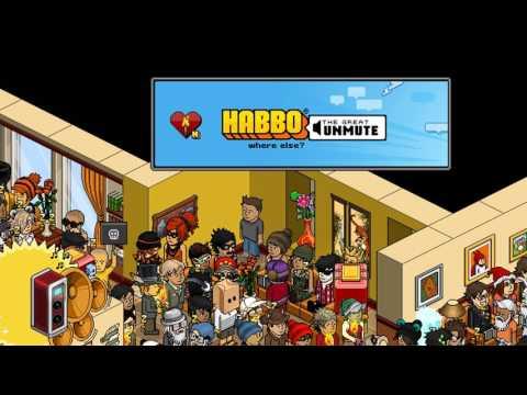 Habbo Music - The Great Unmute (Where else !?)